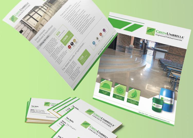 Green Umbrella Literature