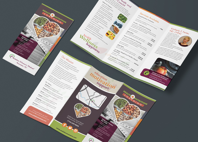 Audubon Nutritional Services Brochure