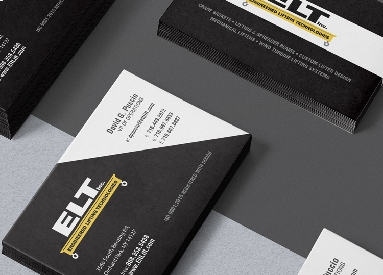 ELT Business Cards